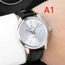 存在感絶大 ロレックスROLEXコピー時計チェリーニ タイム 圧倒的な新作 高評価の人気品 普段使いに最適の大人スタイル-1
