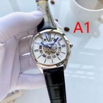 人気セール100%新品 カルティエ スーパー コピーCARTIER激安時計 さりげないデザイン お手頃価格で豊富なデザイン-1