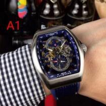 世界的に希少な定番新作 フランクミュラー コピー 腕時計franck muller安価通販 実用的ながら手頃な価格 大好評N級品-1