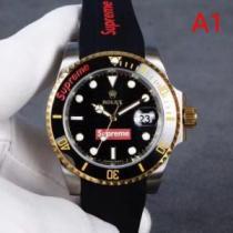 2020トレンド秋冬おすすめ安い 3色選択可 更にトレンドが急上昇中 ロレックス ROLEX 腕時計-1