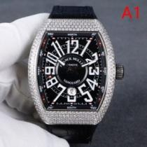 赤字超特価最新作 FRANCK MULLER フランクミュラーコピー通販時計 周りの視線を圧倒するデザイン おしゃれに見える-1