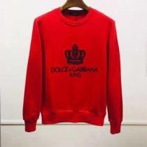 プルオーバーパーカー 2色可選 2020秋冬憧れスタイル ちょっとよそゆきな日もOK ドルチェ&ガッバーナ Dolce&Gabbana-1