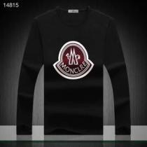 2色可選 2020秋冬憧れスタイル 爽やかな心躍るコーディネート モンクレール MONCLER 長袖Tシャツ-1