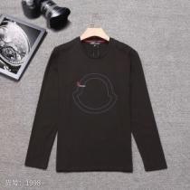 長袖Tシャツ 3色可選 2020秋冬の最旬コーデ術 冬のお出かけも楽しさ倍増 モンクレール MONCLER-1