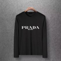 長袖Tシャツ 多色可選 2020秋冬憧れスタイル 今年の冬のトレンドデザイン プラダ PRADA-1