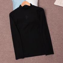ヴェルサーチ VERSACE 2色可選 長袖Tシャツ 2020秋冬定番コーデ オシャレ上級者に見える-1