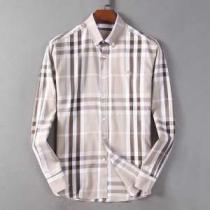 バーバリー BURBERRY 3色可選 シャツ 洗練された印象を最大限に引き出す 2020年秋に買うべき-1