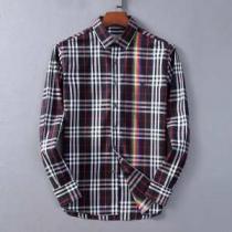 シャツ 2色可選 バーバリー BURBERRY 2020秋冬憧れスタイル リラックススタイルを演出-1