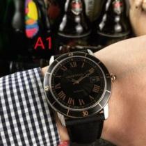 2020年秋冬コレクションを展開中 4色選択可 爆発的人気新入荷秋季定番新作 カルティエ CARTIER 腕時計-1