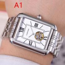 腕時計 4色選択可 2020年秋冬コレクションを展開中 秋冬のトレンドが詰まった カルティエ CARTIER-1