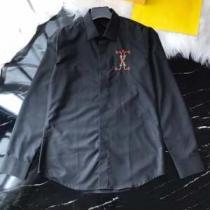 2色可選 2020秋冬定番コーデ 冬の落ち着いたファッションに取り フェンディ FENDI シャツ-1