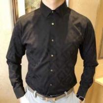 フェンディ FENDI 2色可選 シャツ 2020秋冬の新作 普段使いやお仕事用としても使える-1