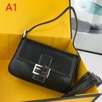 フェンディ FENDI 2色可選 ハンドバッグ 2020年秋に買うべき 簡単におしゃれに見せてくれる-1