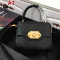 ドルチェ&ガッバーナ Dolce&Gabbana 多色可選 ハンドバッグ 2020年秋に買うべき 冬の落ち着いたファッションに取り-1