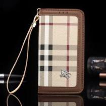 Burberry iphone11 11pro 携帯ケース 新作 2020限定価格 バーバリー コピーiPhone用ケース オシャレ エレガント 手帳型-1