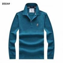 Polo Ralph Lauren ポロ ラルフローレン 3色可選 定番人気の2020秋冬モデル 長袖/Tシャツ  限定セールを開催中-1