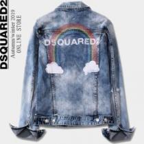 秋トレンドの新定番  デニムジャケット DSQUARED2 ディースクエアード 2020秋冬人気色おすすめ-1