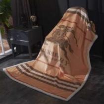 超激得限定セール Burberry激安新作毛布 環境にも優しい素材  バーバリーコピーブランド 実用性や美観性も備える-1