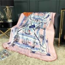 最安値お買い得 エルメス スーパー コピー代引きHERMES毛布激安通販 使い込むほど好きになる 高品質の繊維の素材-1
