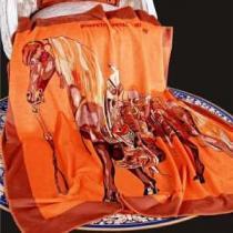 数量限定お買い得 エルメス スーパー コピー代引きHERMES毛布激安通販 今回は超お得なアイテム お肌の敏感な方におすすめ-1