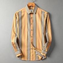 シャツ 2色可選 冬を彩る2020SS新作 今年秋冬季節にヒットの予感  BURBERRY バーバリー-1