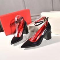 ハイヒール VALENTINO レディース コーデに高級感をプラス ヴァレンティノ 靴 サイズ感 コピー ブラック シンプル 日常 最高品質-1