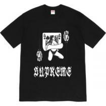 Supreme 19FW Queen Tee 3色可選  Tシャツ/半袖 コーデの完成度を高める 20SS☆送料込-1