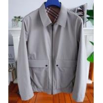 バーバリー ジャケット コーデ 洗練された雰囲気が魅力 Burberry メンズ 限定通販 コピー ブラック グレー ブランド セール-1