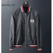 ジャケット MONCLER 2020限定 きちんと感あるデザインが素敵 モンクレール 服 メンズ ブラック ホワイト コピー 通勤通学 安い-1