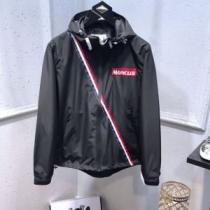 落ち着き感をアップ モンクレール ジャケット メンズ MONCLER 2020通販 コピー 黒白2色 おしゃれ 最安値 5549023492133174-1