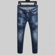 2020春夏の流行色DSQUARED2 ディースクエアード メンズ パンツ コピー 販売 サイズ感カジュアル優質な生地-1
