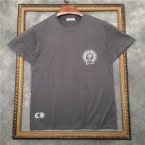 半袖Tシャツ シックさで楽しむナチュラルコーデ クロムハーツ最旬スタイルに CHROME HEARTS-1
