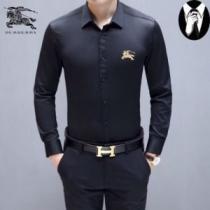希少限定BURBERRYバーバリー シャツ コピー メンズ2020新品 ビジネスシーン 存在感抜群 高級シャツ コーデ 使い勝手-1