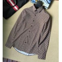 本当におしゃれな FENDIシャツ メンズ ファション 優質な生地ウェア フェンデイ コピー2020トレンドエレガント着心地-1