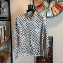 春夏2020トレンドLouis Vuitton シャツ サイズ 着心地 お洒落な人気ヴィトン コピー通販モノグラム高級モデル-1