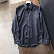 2020春夏モデルプラダ ライトポプリン シャツ コーデ 着心地 PRADAスーパーコピー激安ビジネスシャツスーツ-1