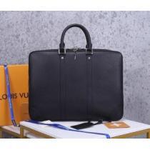 2020年春限定Louis Vuittonブリーフケース M33412 PDV PMヴィトン コピー 販売 ビジネスバッグ 使い勝手人気商品-1