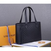 2020ランキング1位 ヴィトン トートバッグ コピー Louis Vuitton 新作人気トレンド ビジネスシーンダミエ男性用バッグ-1