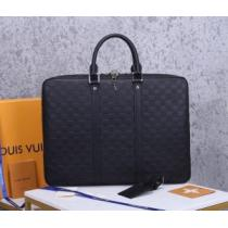 最新の入荷商品Louis Vuittonダミエ ブリーフケース ヴィトン ビジネスバッグ コピー2020トレンドプレゼントに-1
