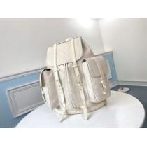 バックパック Louis Vuitton 人気 デザイン性が目立つ限定新作 メンズ ルイ ヴィトン コピー ホワイト ブランド 品質保証-1