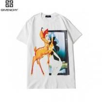 2020快適な着心地GIVENCHYジバンシィ tシャツ コピー エレガント 吸汗速乾素材 お洒落かわいいハイブランド半袖-1
