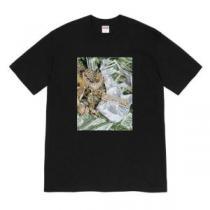 半袖Tシャツ さらに魅力的 3色可選 シュプリーム シンプルなファッション SUPREME  2020モデル-1