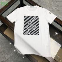 モンクレールシンプルなファッション 3色可選  MONCLER  2020モデル 半袖Tシャツストリート感あふれ-1