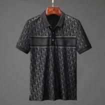 お手頃プライス ディオール DIOR 2色可選 コーデの完成度を高める 半袖Tシャツ この時期の一番人気は-1