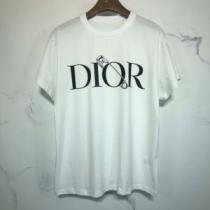 2020SS人気 ディオール 3色可選 DIOR 今回注目する 半袖Tシャツ 2年以上連続1位獲得-1