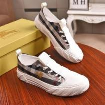高級感BURBERRY バーバリー 靴 スニーカー コピー 激安 エレガント メンズ シューズ耐久性抜群2020ファッション性高い-1