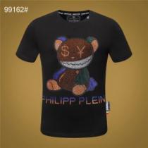 フィリッププレイン人気の高いブランド  PHILIPP PLEIN  半袖Tシャツ 普段使いにも最適なアイテム-1