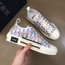 DIOR WALK'N'DIORスニーカー ディオール コピー2020春夏コレクション トレンド お洒落レディース靴コーデ履き心地-1