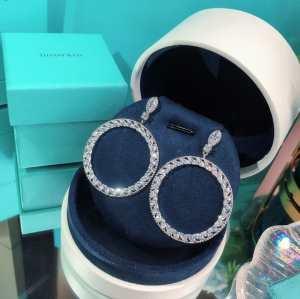 日本未入荷カラー イヤリング 海外でも大人気 ティファニー Tiffany&Co 上品に着こなせ-3