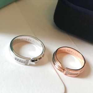 海外限定ライン ティファニー Tiffany&Co 使いやすい新品 リング/指輪 世界共通のアイテム-3